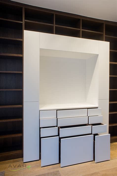 bespoke bookcase ideas gallery  north london uk