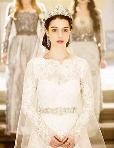 Reign tv show images mary39s wedding wallpaper and for Reign mary wedding dress