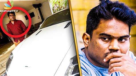 Yuvan Shankar Raja's Costly Car Is Stolen?