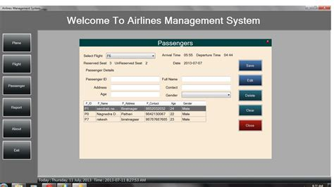 air r駸ervation si鑒e airline reservation system free source code tutorials