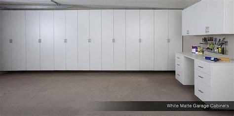 matte garage cabinets white garage cabinets silver