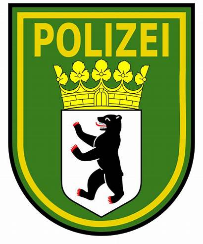Police Berlin Patch Svg Clipart German Patches