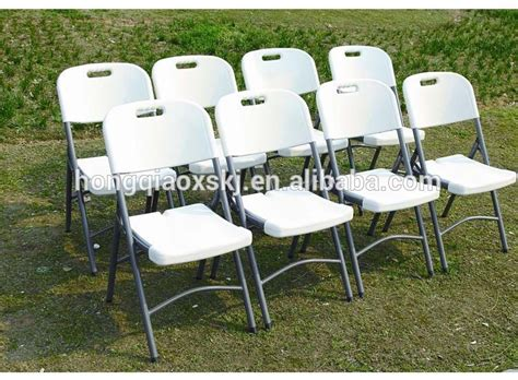 wholesale white plastic folding chairs for restaurant