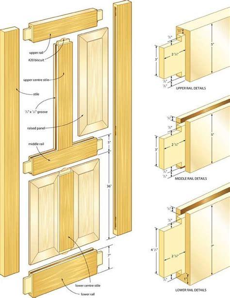 making  solid core door doors man size wood doors