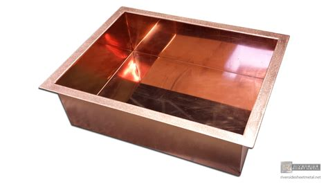 cuisine fabrication copper trays for food sheet metal fabrication ma