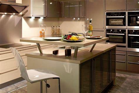 modele de cuisine moderne avec ilot davaus modèle cuisine avec ilot central avec des