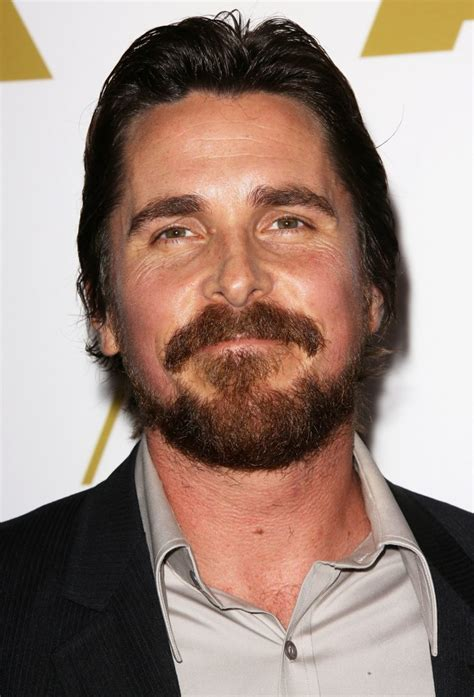 Christian Bale Picture The Oscars Nominees