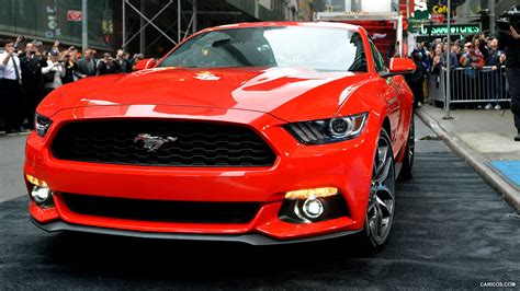ford mustang gt front hd wallpaper