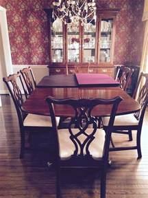 cherry dining room set cherry dining room set ebay