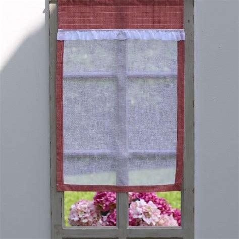 decoration rideau pour cuisine rideau brise bise vichy pour une cuisine style cagne chic