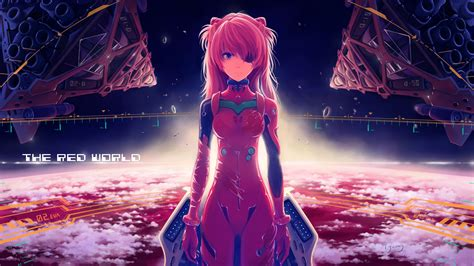 Neon Anime Wallpaper - neon genesis evangelion 5k retina ultra hd wallpaper and