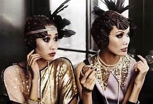 Déguisement Années Folles : soir e th me gatsby le magnifique les ann es folles ~ Farleysfitness.com Idées de Décoration