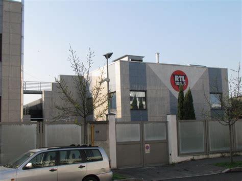 Sede Rtl 102 5 Via Francesco Ingegnoli Mapio Net