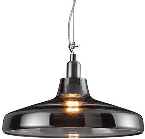 dover smoked glass pendant light pendant lights
