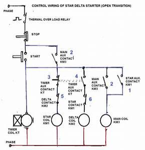 Star Delta Auto Trans Wiring Diagram Datasheet