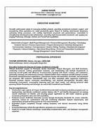 Executive Assistant Resume Example Sample Resume Examples Administrative Assistant South Florida Painless Executive Administrative Assistant Resume Examples Administrative Assistant Resume Skills Examples