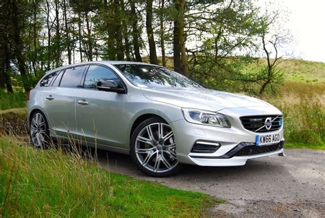 Volvo V60 Road Test by Volvo V60 Polestar Review And Road Test Driving Torque
