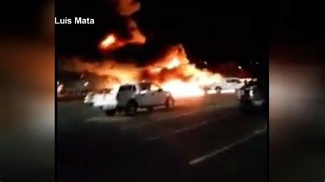4 Killed After Medical Transport Plane Crashes In Nevada