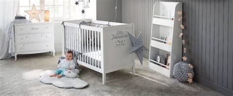 5 Conseils Pour Aménager La Chambre De Bébé  Le Blog Déco