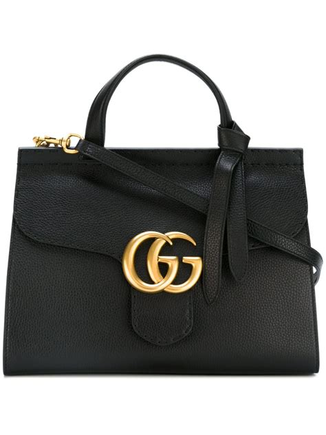 lyst gucci marmont bag