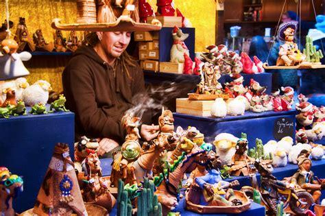 the german traditional christmas market edinburgh