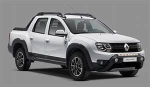 Nueva Renault Duster Oroch Dakar