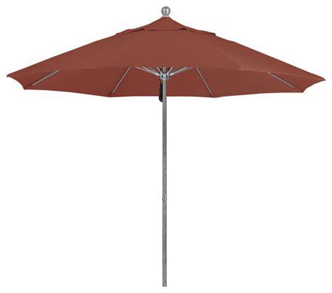 9 foot sunbrella fabric aluminum pulley lift patio patio