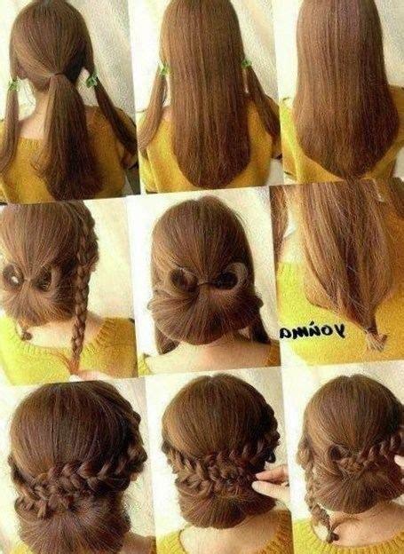 coiffure mariage facile a faire soi meme cheveux court modele de coiffure a faire soi meme obasinc