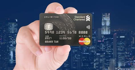 > how can i get cash by having my credit card number and cvv? First Impression: Standard Chartered Unlimited Cashback Credit Card