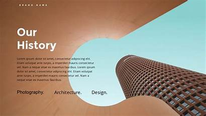 Presentation Background Template Templates Business Architecture Skyline