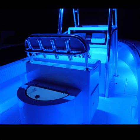 Under Gunnel Led Boat Lights blue boat waterproof led under gunnel lights 12v flexible