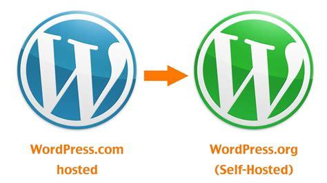 migrate wordpresscom  wordpressorg  hosted