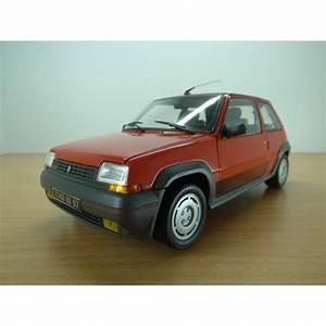 Super 5 Gt Turbo Phase 1 : renault super 5 gt turbo rouge 1986 1 18 renault r5 1 18 norev 185208 3551091852087 voiture ~ Medecine-chirurgie-esthetiques.com Avis de Voitures