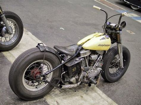 Harley Davidson Knucklehead Panhead Shovelhead Flathead