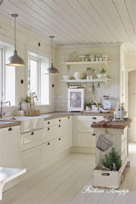 Cottage Kitchens Picmia