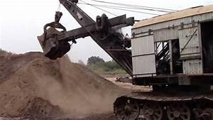 Bucyrus-Erie 50-B Steam Shovel 2015 - YouTube