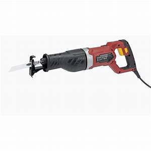 7.5 Amp Heavy Duty Variable Speed Reciprocating Saw