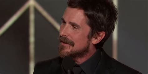 Christian Bale Mentions Mitch Mcconnell Thanks Satan