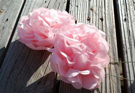 blumen kostüm selber machen 150 verbl 252 ffende bastelideen aus papier archzine net
