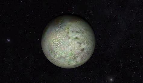 la mappa completa  tritone la piu grande luna