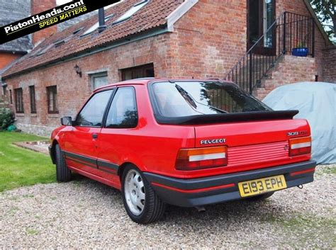 309 best for the home spotted peugeot 309 gti pistonheads
