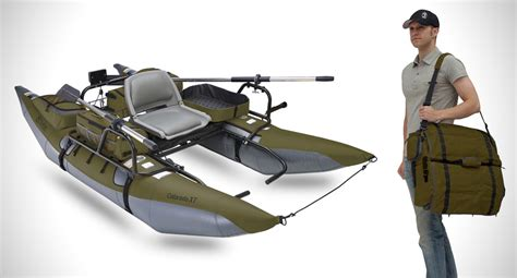 Colorado Xt Inflatable Pontoon Boat Hiconsumption