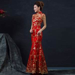 Popular Chinese Dress Wedding-Buy Cheap Chinese Dress ...
