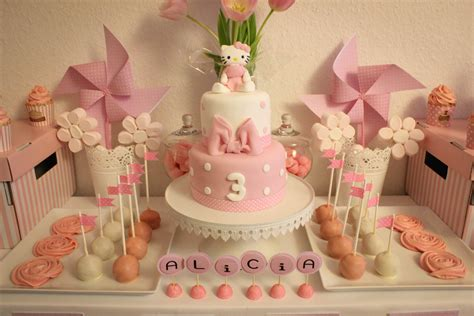 decoration anniversaire hello sweet table sur le th 232 me 171 224 pois blanc pour les 3 ans de ma princesse 171 happy sweet