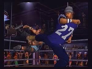 All Def Jam Vendetta Screenshots For PlayStation 2