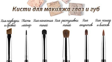 Рейтинг ТОП 7 лучших кистей для макияжа