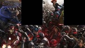 Comic-Con: A Closer Look at Marvel's 'Avengers: Age of ...