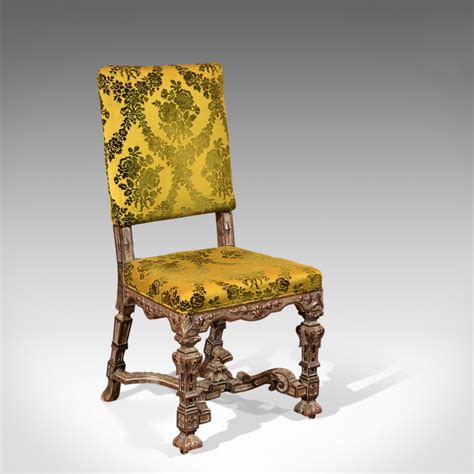 Antique Side Chair, French C1900  A1264 La66738
