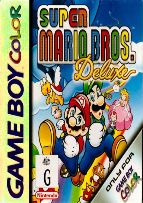 gameboy color rom mario bros deluxe rom for gbc gamulator