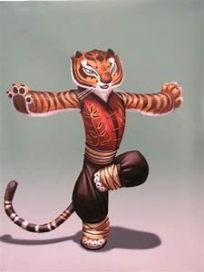 a strong tiger... Kung Fu Panda | Lina's Style | Pinterest ...